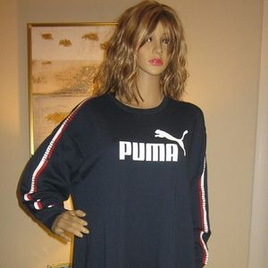 FLASH SALE PUMA Retro 80s Style Tape Dress NWT